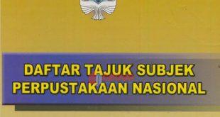Daftar Tajuk Subjek Perpustakaan Nasional