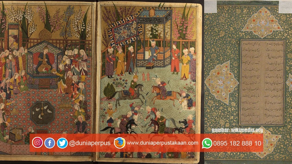 Koleksi Al-Qur'an Kuno Berlapis Emas ini Ada di Perpustakaan Nasional Israel