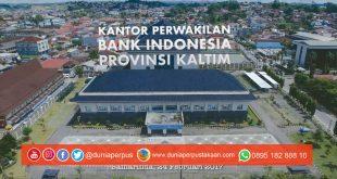 Lowongan Kerja Pustakawan di Bank Indonesia Cabang Samarinda