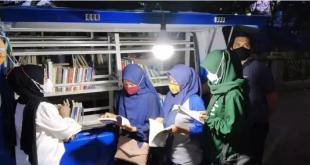 Perpustakaan Keliling Menjadi Alternatif Untuk Tingkatkan Literasi di Masa Pendemi