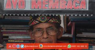 Pejuang Literasi: Kisah Sutopo, Penarik Becak Pustaka di Yogyakarta