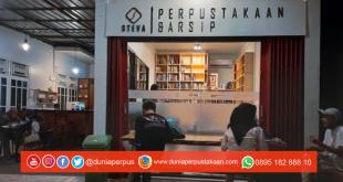 Perpustakaan STEVA, Perpustakaan Alternatif yang Kreatif di Padang