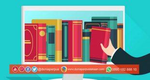 Mahasiswa KKN UNDIP Membuat Perpustakaan Online Untuk Desa