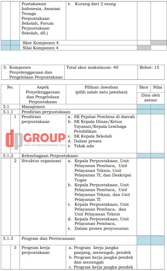 Form Akreditasi Perpustakaan Sekolah14