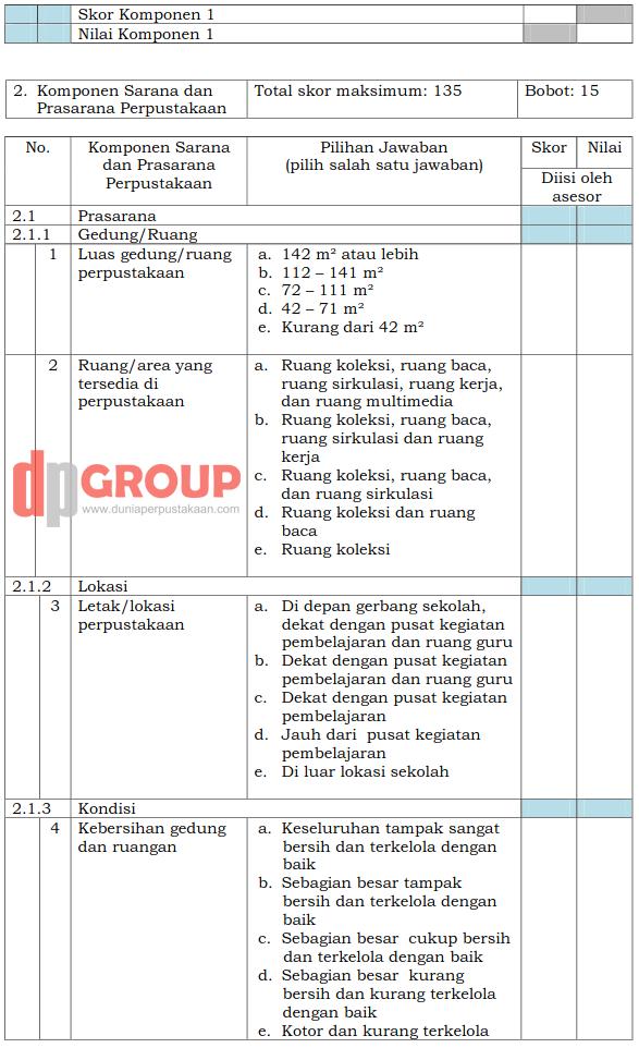 Form Akreditasi Perpustakaan Sekolah6