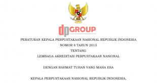 Profil Lembaga Akreditasi Perpustakaan Nasional